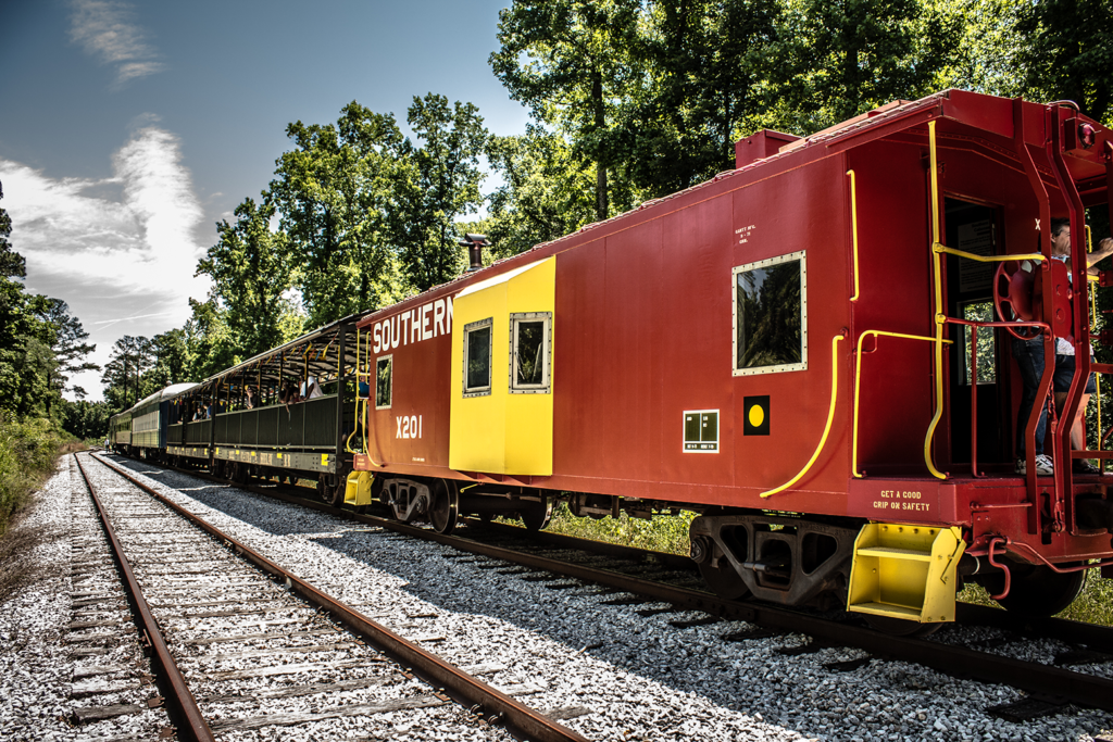 Fall Fun at the Heart of Dixie Railroad Museum