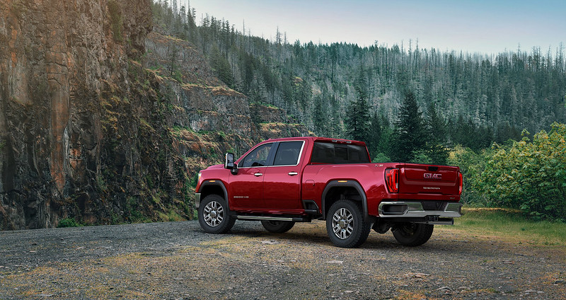 Check Out These 2020 GMC Sierra HD Improvements